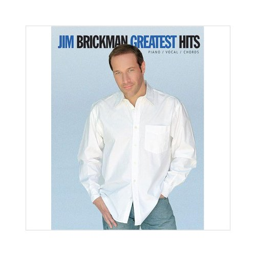 Alfred 00-PFM0414 Jim Brickman- Greatest Hits - Music Book