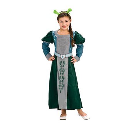 Child Deluxe Princess Fiona Rubies 884223, Toddler - Fiona Halloween