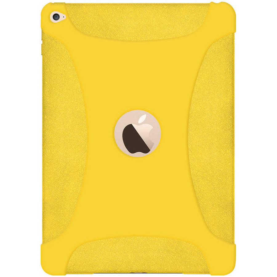 Amzer Silicone Skin Jelly Case for Verizon/T-Mobile/Sprint/AT&T Apple iPad Air 2, Apple iPad Air 2