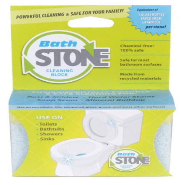 Earthstone Bathstone Cleaning Block