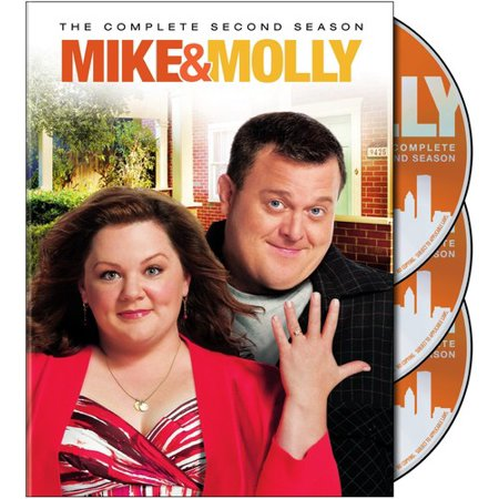 Mike   Molly  The Complete Second Season