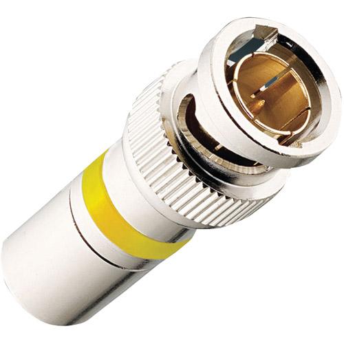 IDEAL 89-050 BNC Compress Connectors, 15pk