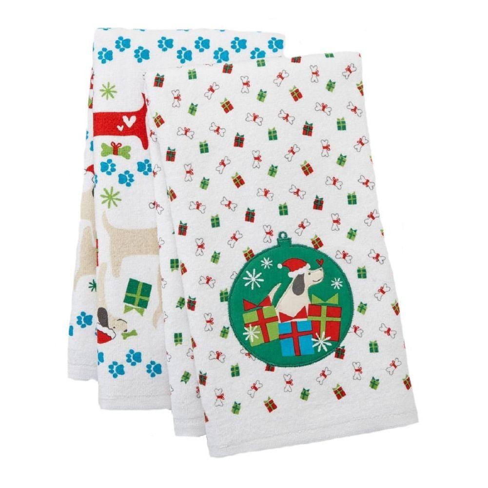 Christmas Kitchen Towels At Walmart