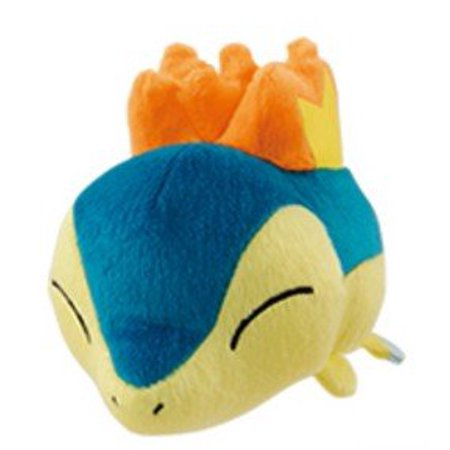 Banpresto Pokemon - Pokemon Plush Kororin Friends stuffed Cyndaquil [ Hinoarashi ], Pokemon Plush Kororin Friends stuffed Banpresto Cyndaquil [ Hinoarashi ] By Banpresto Ship from US