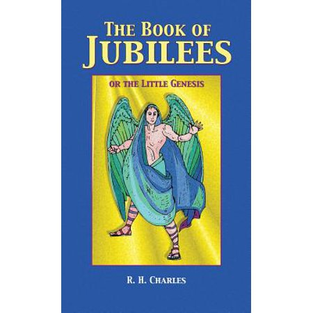 The Book Of Jubilees Chapter 1