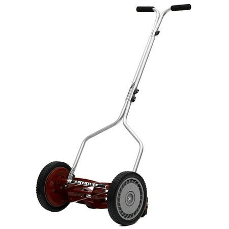 American Lawn Mower 1304-14 14-Inch 5-Blade Push Reel Lawn Mower
