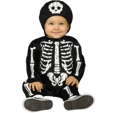 Baby Bones Toddler costume