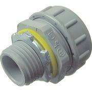 Halex 27620 Liquidtight Connector 1.31 in Dia