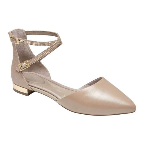 Rockport Total Motion Ankle Strap Sandal - Available in Extended Sizes