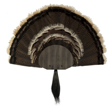 Walnut Hollow Country Rustic Metal Turkey Mounting Kit, Grey