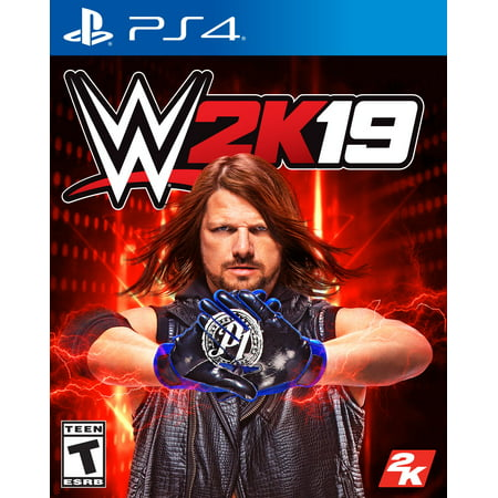 WWE 2K19, 2K, PlayStation 4, 710425570643 ()