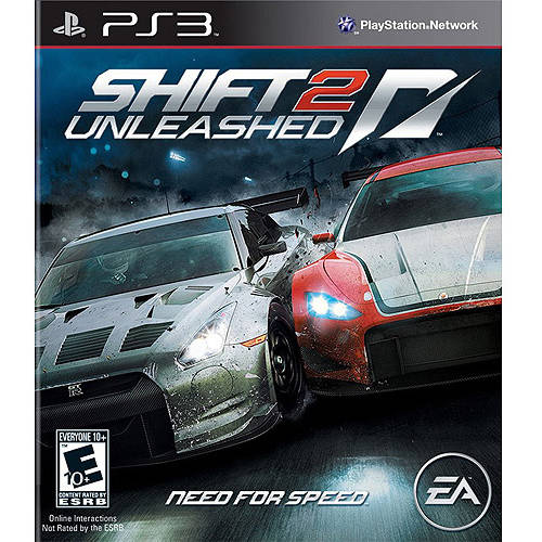 Shift 2 Unleashed (PS3) - Pre-Owned