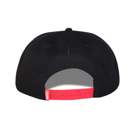 26270554a2b23 Bioworld Licensed Deadpool - Icon with Sublimated Brim Snapback Hat - image  1 of 5 ...