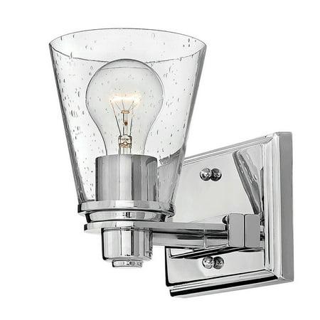 Hinkley Lighting 5550-CL Avon 1-Light 7-1/4