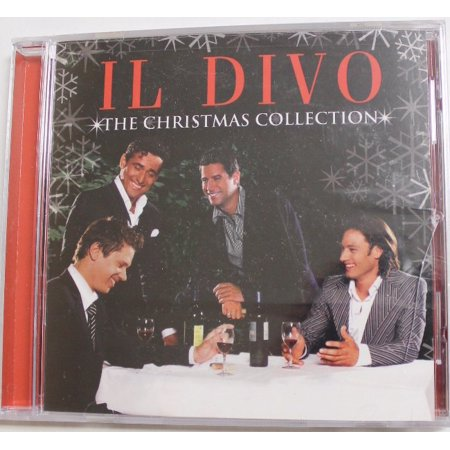 Il divo the christmas collection cd 10 track refurbished - Album il divo ...