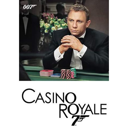 Casino Royale (Vudu Digital Video on Demand)](Casino Royale Decorations)
