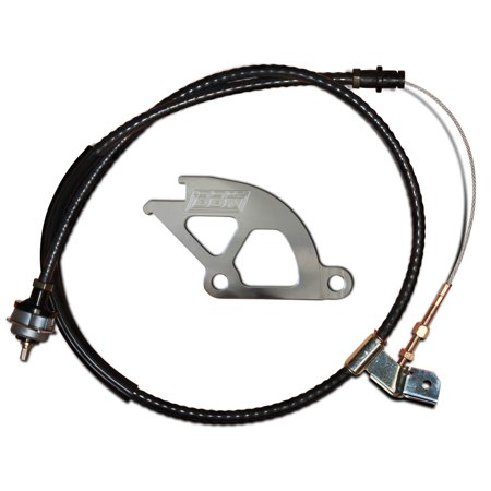 BBK Performance Parts 1505  Clutch Cable Kit - image 2 of 2