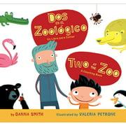 Dos En El Zoologico 2 at the Zoo (Board Book)