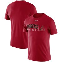 Arizona Diamondbacks Nike MLB Practice T-Shirt - Red