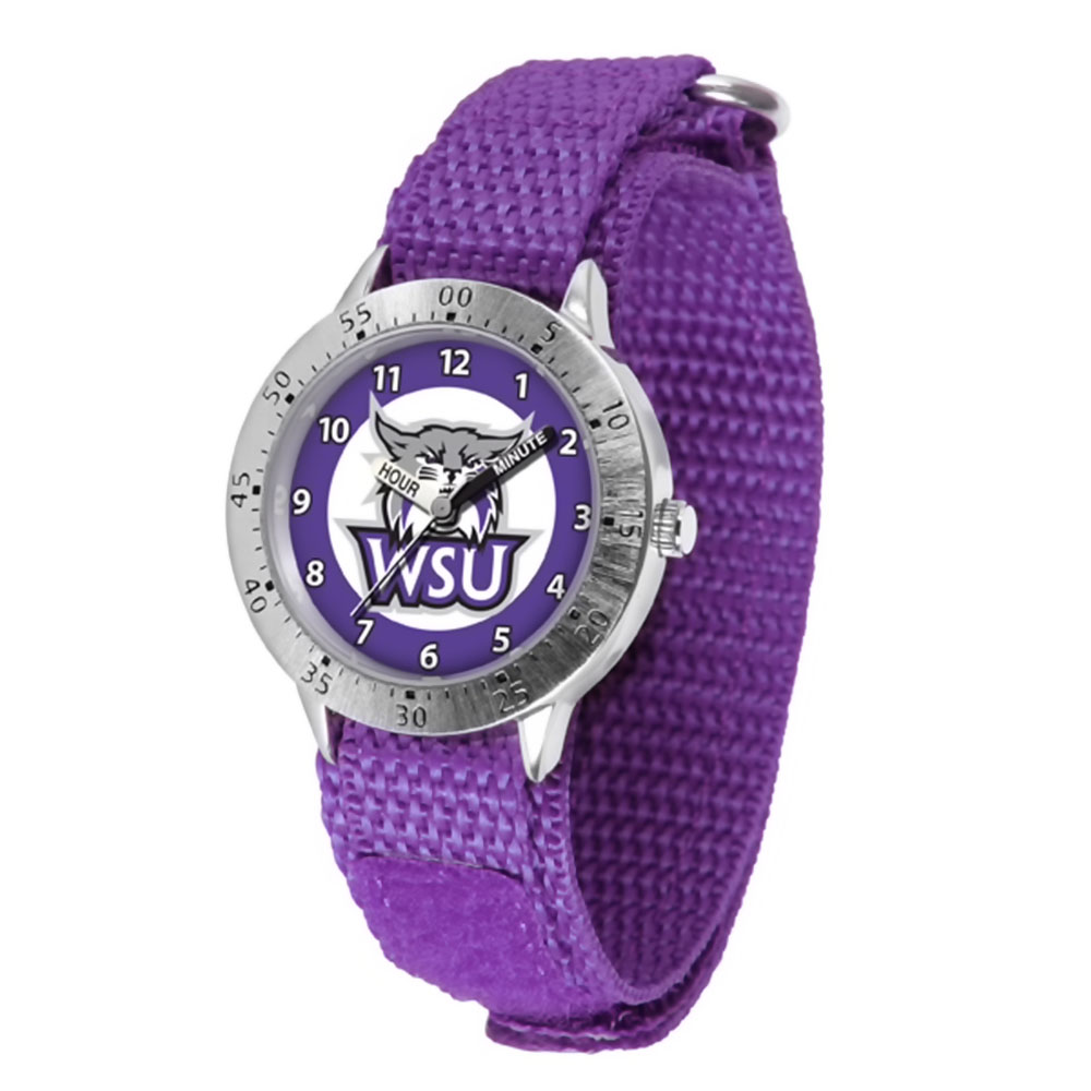 "Weber State Wildcats NCAA ""Tailgater"" Kid's Watch"