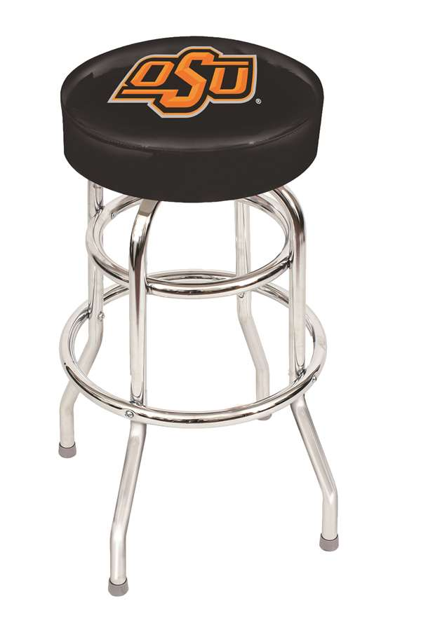 Oklahoma State University Cowboys University Cowboys Bar Stool by Imperial