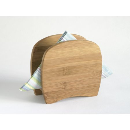 LIPPER INTERNATIONAL, INC. Napkin Holder, Adjustable, Bamboo