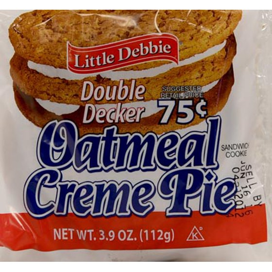 recipe: double decker oatmeal creme pie for sale [3]