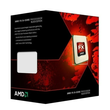 AMD Black Edition - AMD FX 835