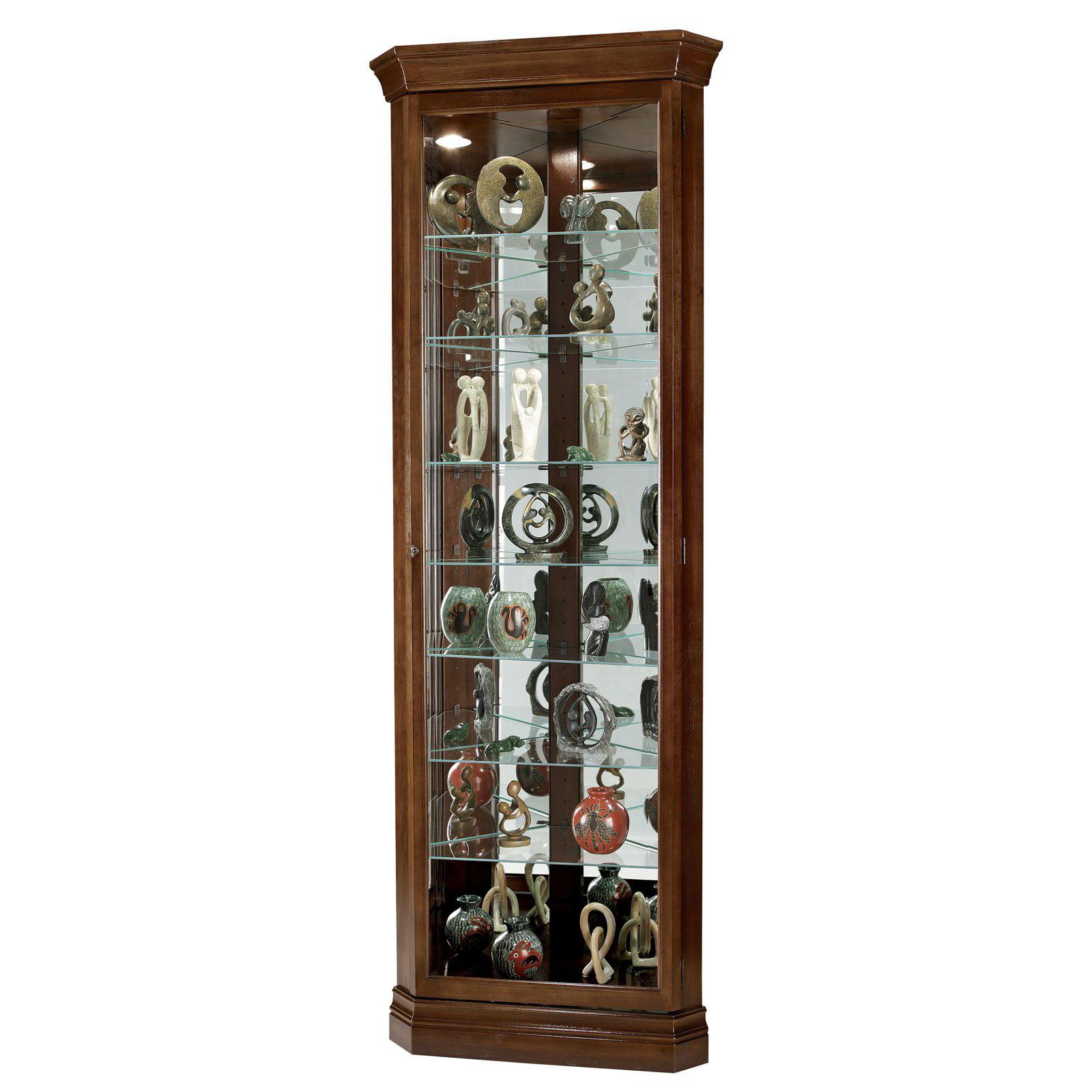 Howard Miller Drake Curio Cabinet by Howard Miller