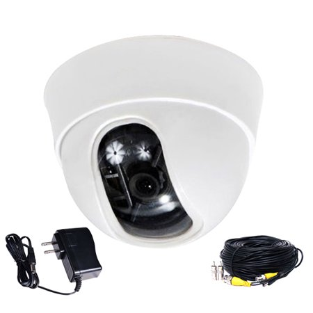 VideoSecu Dome Security Camera Built-in 1/3