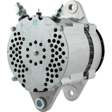 New 50 Amp Alternator Fits Caterpillar Wheel Tractor Dozers 814B 814F 824C