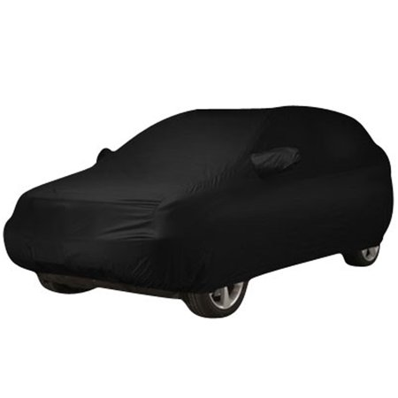 Durable Outdoor Stormproof Waterproof Breathableblack Car Cover For Kia