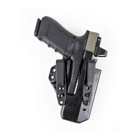 Raven Concealment Eidolon Holster -  Glock 19 Black Full Kit