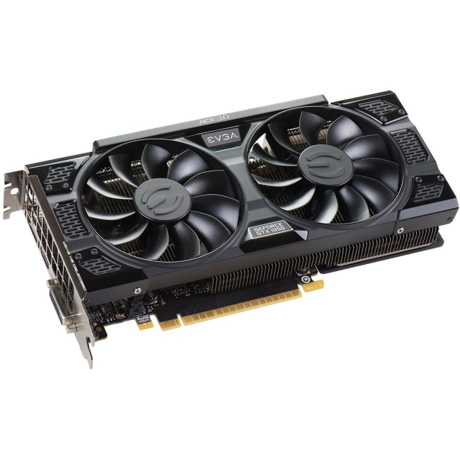EVGA GEFORCE GTX 1050 SSC GAMING PCIE 2GB GDDR5 3PORT ACX 3.0