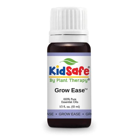 Synergy Pure Essential Oil (Plant Therapy KidSafe Grow Ease Synergy Essential Oil 10 mL (1/3 oz) 100% Pure )