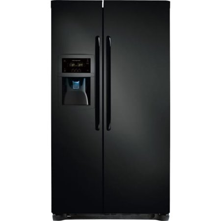 Frigidaire FFSC2323L 22.6 Cubic Foot Counter Depth Side-By-Side Refrigerator wit