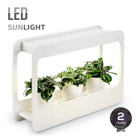 Plant Grow LED Light Kit, Countertop Garden with Timer Function, CRI 95, 24V Low Voltage, Indoor