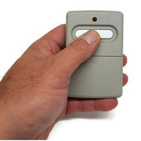 - 3089 multi-code multicode 308911 Linear Comp MCS308911 300MHZ 1 button remote