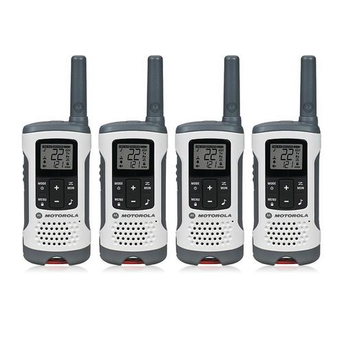 Motorola T260 (4-Pack) Walkie Talkies