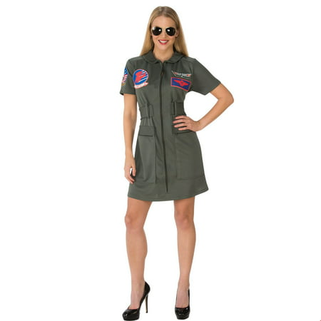 Top Gun Womens Halloween Costume