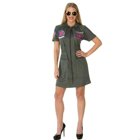 Top Gun Womens Halloween Costume](Top Gun Halloween Costume Ideas)