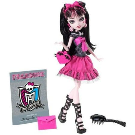 Monster High Draculaura Doll - Monster High Draculara