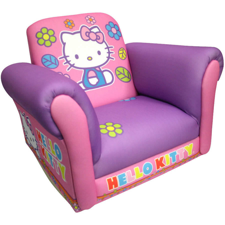 Hello Kitty - Deluxe Rocking Chair