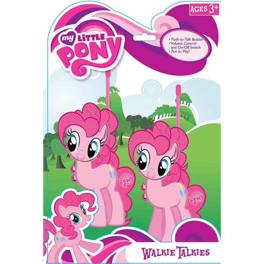 My Little Pony Walkie Talkies