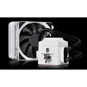 DEEPCOOL CAPTAIN120 EX White Visible CPU Water/Liquid Cooler 120mm Ceramic Bearing Pump Visual Liquid Flow