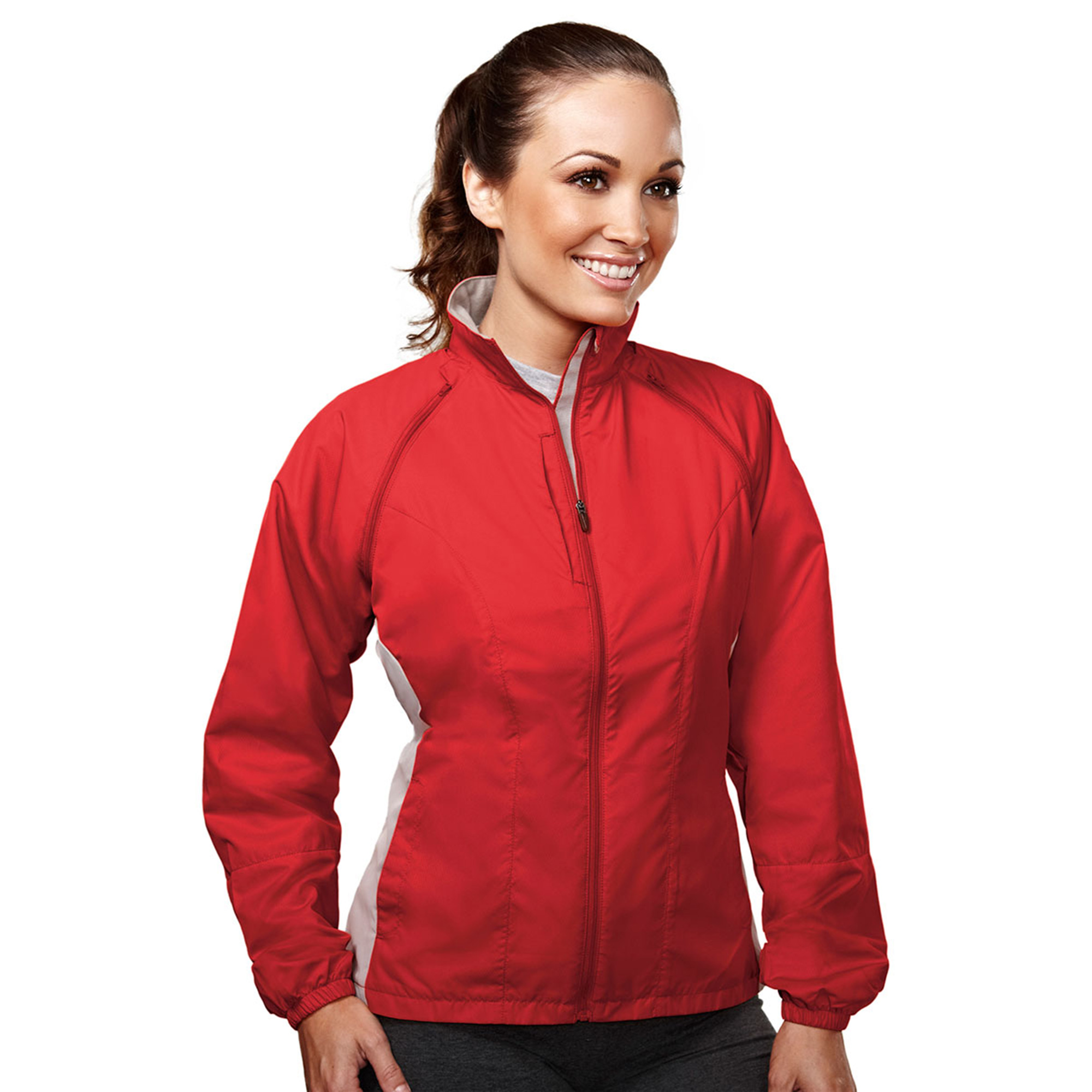 Tri-Mountain Women's Full Zip Cycling Jacket