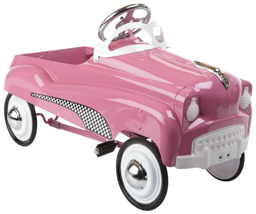 InStep Pink Lady Pedal Car by InSTEP