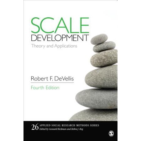 Scale Development : Theory and Applications (Development Of Small Scale Industries In India)