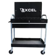 Excel Hardware Tool cart 30''W 1-Drawer Tool Chest