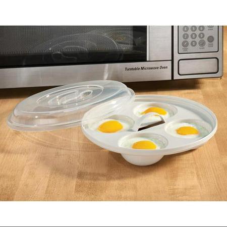 Microwave Four Egg Poacher - Walmart.com